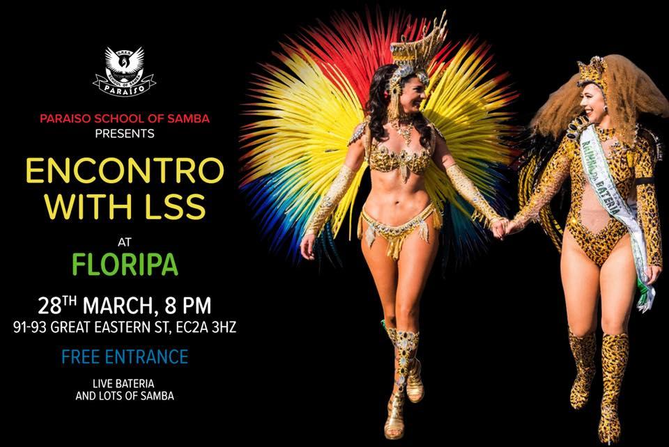 Encontro With Paraiso School Of Samba
