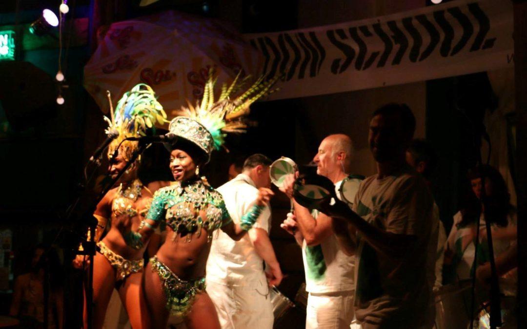 Samba De Enredo Competition